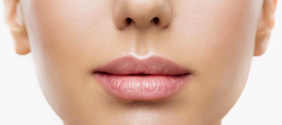 correção de lábio leporino