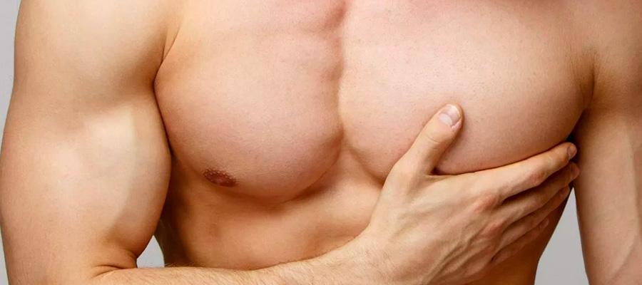 redução de mama para homens