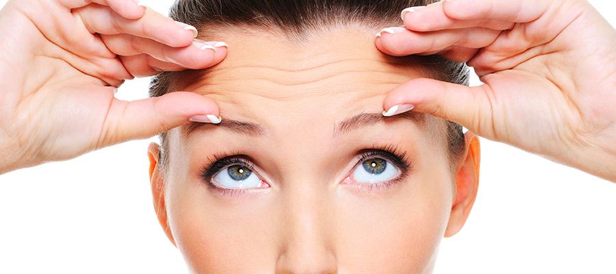 minilifting de sobrancelhas